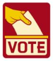 cast a ballot